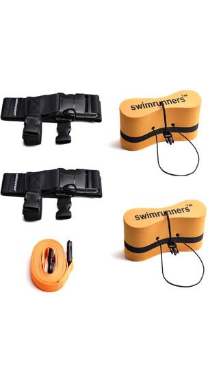 Swimrunners Pull Belt Guidance Team Kit Orange